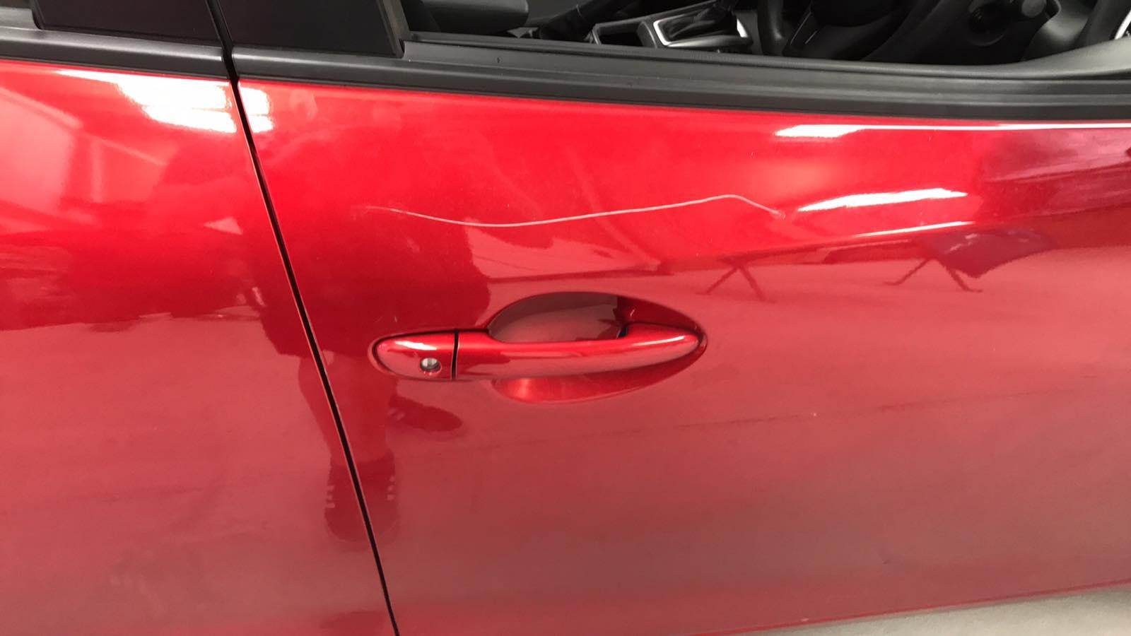 Car Scratch Repair Melbourne
